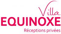 Logo de la villa Equinoxe