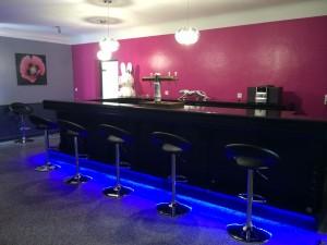 Bar Lounge de la Villa
