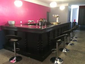 Bar Lounge - Villa Equinoxe